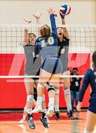 This MaxPreps.com professional photo is from the gallery Harker vs. Notre Dame (CIF-CCS Division IV Championship) which features Harker high school athletes playing  Volleyball.