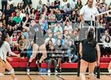 This MaxPreps.com professional photo features Harker high school Ashley Jazbec playing  Volleyball. This photo was shot by Doug Stringer and published on Stringer.