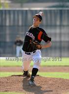 This MaxPreps.com professional photo is from the gallery Glendale @ South Pasadena which features South Pasadena high school athletes playing  Baseball.