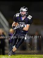 This MaxPreps.com professional photo is from the gallery Lone Peak @ Riverton which features Lone Peak high school athletes playing  Football.