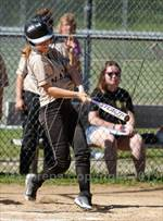 This MaxPreps.com professional photo is from the gallery Burrell @ Valley which features Valley high school athletes playing  Softball. This photo was shot by Bob Mazzei and published on Mazzei.