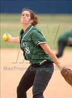 This MaxPreps.com professional photo is from the gallery Poway @ Rancho Bernardo which features Poway high school athletes playing  Softball.