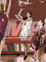 This MaxPreps.com professional photo is from the gallery Troy vs. Mission Hills (Matt Denning Hoops Classic) which features Troy high school athletes playing Girls Basketball. This photo was shot by Heston Quan and published on Quan.