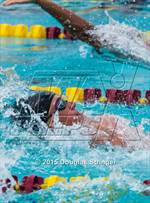 This MaxPreps.com professional photo is from the gallery CIF State Boys Swimming Championships (Preliminary Heats) which features Bear River high school athletes playing  Swimming. This photo was shot by Doug Stringer and published on Stringer.