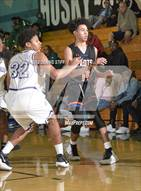 This MaxPreps.com professional photo is from the gallery Sacramento vs. St. Joseph Notre Dame (Adidas Challenge) which features Sacramento high school athletes playing  Basketball.