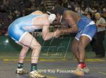 This MaxPreps.com professional photo is from the gallery NYSPHSAA Championships  (Division 1 Quarterfinal) which features Victor high school athletes playing  Wrestling. This photo was shot by Ray Passaro and published on Passaro.