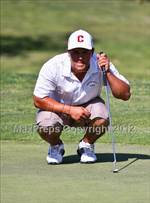 This MaxPreps.com professional photo is from the gallery CIF Central Section Area Golf Championships which features West high school athletes playing  Golf. This photo was shot by Craig Morley and published on Morley.