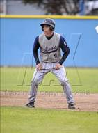 This MaxPreps.com professional photo is from the gallery Oakmont @ Rocklin which features Oakmont high school athletes playing  Baseball.
