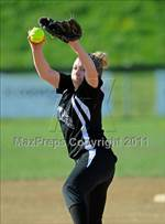 This MaxPreps.com professional photo is from the gallery Cameron @ North Marion which features Cameron high school athletes playing  Softball. This photo was shot by Ken Inness and published on Inness.