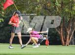 This MaxPreps.com professional photo is from the gallery South Stanly vs. Mount Pleasant which features Mount Pleasant high school athletes playing Girls Golf. This photo was shot by Rick Sammons and published on Sammons.