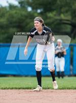 This MaxPreps.com professional photo is from the gallery Kingston vs. Monroe-Woodbury (Section 9 Class AA Final) which features Monroe-Woodbury high school athletes playing  Softball. This photo was shot by William Pine and published on Pine.