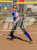 This MaxPreps.com professional photo features Falls City high school Jordan Grier playing  Softball. This photo was shot by Lester Rosebrock and published on Rosebrock.