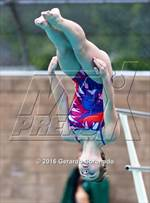 This MaxPreps.com professional photo is from the gallery CIF SJS Girls Diving Finals which features St. Mary's high school athletes playing Girls Swimming. This photo was shot by Gerardo Coronado and published on Coronado.