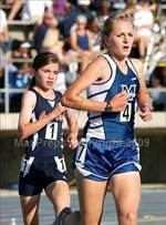 This MaxPreps.com professional photo is from the gallery CIF SS Division Championships (Girls 3200 Final) which features Thacher high school athletes playing Girls Track & Field. This photo was shot by Kevin Islander and published on Islander.