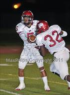 This MaxPreps.com professional photo is from the gallery Central @ Prattville which features Prattville high school athletes playing  Football.
