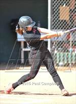 This MaxPreps.com professional photo features Chaparral high school Zoe Myers playing  Softball. This photo was shot by Paul Campbell and published on Campbell.