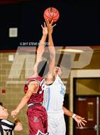 This MaxPreps.com professional photo is from the gallery Alpharetta @ Cambridge which features Alpharetta high school athletes playing  Basketball.