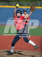 This MaxPreps.com professional photo is from the gallery Palo Alto @ Saratoga which features Saratoga high school athletes playing  Softball.