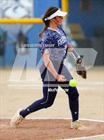 This MaxPreps.com professional photo features Fort Lupton high school  playing  Softball. This photo was shot by Geoffrey Sager and published on Sager.