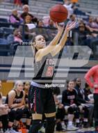 This MaxPreps.com professional photo is from the gallery Yukon @ Edmond North which features Yukon high school athletes playing Girls Basketball.