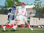 This MaxPreps.com professional photo is from the gallery Regis Jesuit vs. Columbine (CHSAA 5A Semifinal) which features Columbine high school athletes playing  Lacrosse. This photo was shot by Cynthia Betancourt and published on Betancourt.
