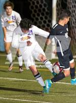 This MaxPreps.com professional photo features Littleton high school Brandon Tellez playing  Soccer. This photo was shot by Jeffery Tucker and published on Tucker.