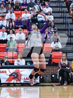This MaxPreps.com professional photo features Granbury high school LoLo Schroeder playing  Volleyball. This photo was shot by Howard Hurd III and published on Hurd III.
