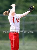 This MaxPreps.com professional photo is from the gallery Carlisle @ Lincoln which features Lincoln high school athletes playing  Softball. This photo was shot by Chad Bassman and published on Bassman.
