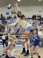 This MaxPreps.com professional photo is from the gallery Santa Margarita vs Mater Dei (CIF-SS D1 Final) which features Santa Margarita high school athletes playing  Volleyball.