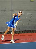 This MaxPreps.com professional photo is from the gallery Camarillo vs Malibu which features Malibu high school athletes playing Girls Tennis. This photo was shot by Ron Wilson and published on Wilson.