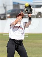 This MaxPreps.com professional photo is from the gallery Centennial @ Norco which features Centennial high school athletes playing  Softball. This photo was shot by Steven Doi and published on Doi.