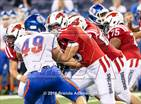 This MaxPreps.com professional photo is from the gallery Whiteland @ New Palestine (Horseshoe Classic) which features Whiteland high school athletes playing  Football.