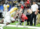 This MaxPreps.com professional photo is from the gallery Welsh vs. St. Helena College and Career Academy (LHSAA 2A Final)  which features Welsh high school athletes playing  Football.
