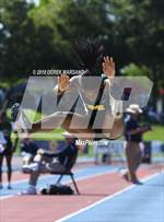 This MaxPreps.com professional photo is from the gallery CIF State Track and Field Championships (Girls Long Jump Qualifying) which features San Marcos high school athletes playing Girls Track & Field. This photo was shot by Derek Marsano and published on Marsano.