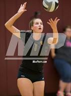 This MaxPreps.com professional photo is from the gallery El Modena @ Esperanza which features Esperanza high school athletes playing  Volleyball.