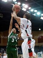 This MaxPreps.com professional photo is from the gallery Hoover vs Oceanside (CIF SDS D2 Final) which features Hoover high school athletes playing  Basketball.