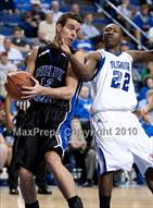 This MaxPreps.com professional photo is from the gallery Paducah Tilghman vs. Shelby Valley (KHSAA Sweet 16 quarterfinals) which features Shelby Valley high school athletes playing  Basketball.