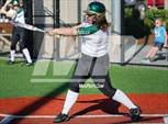 This MaxPreps.com professional photo features Jesuit high school Grace Kyle playing  Softball. This photo was shot by Barbara Spindler and published on Spindler.