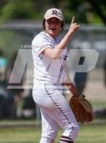This MaxPreps.com professional photo is from the gallery Ray vs San Pasqual which features Ray high school athletes playing  Softball. This photo was shot by Kevin Abele and published on Abele.