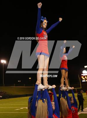 Midlothian Heritage vs. Lake Worth (UIL 4A Bi-District Playoff)