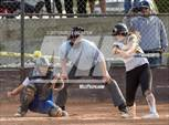 This MaxPreps.com professional photo features Newbury Park high school Sophia Dagan playing  Softball. This photo was shot by Charles Goldstein and published on Goldstein.