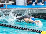 This MaxPreps.com professional photo is from the gallery CIF State Girls Swimming Championships (Preliminary Heats - Day 1) which features Carondelet high school athletes playing Girls Swimming. This photo was shot by Doug Stringer and published on Stringer.