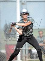 This MaxPreps.com professional photo features South Terrebonne high school Kiya Guidry playing  Softball. This photo was shot by Kenneth P Steib and published on Steib.