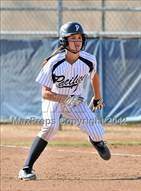 This MaxPreps.com professional photo is from the gallery Kennedy @ Pacifica which features Pacifica high school athletes playing  Softball.