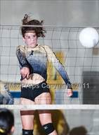 This MaxPreps.com professional photo is from the gallery Buhach Colony @ Turlock which features Buhach Colony high school athletes playing  Volleyball.
