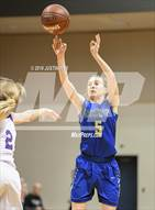 This MaxPreps.com professional photo is from the gallery Grossmont vs. Carlsbad (CIF SDS D2 Final) which features Grossmont high school athletes playing Girls Basketball.