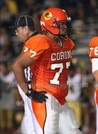 This MaxPreps.com professional photo is from the gallery Desert Vista @ Corona del Sol which features Corona del Sol high school athletes playing  Football.