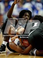 This MaxPreps.com professional photo features Mansfield Timberview high school  playing  Basketball. This photo was shot by Gregory LaGrange and published on LaGrange.
