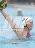 This MaxPreps.com professional photo features Bear River high school Grace O'Callaghan playing Girls Water Polo. This photo was shot by Dianne Rose and published on Rose.