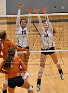 This MaxPreps.com professional photo is from the gallery Madison vs. Churchill (Littleton Gym) which features Churchill high school athletes playing  Volleyball.